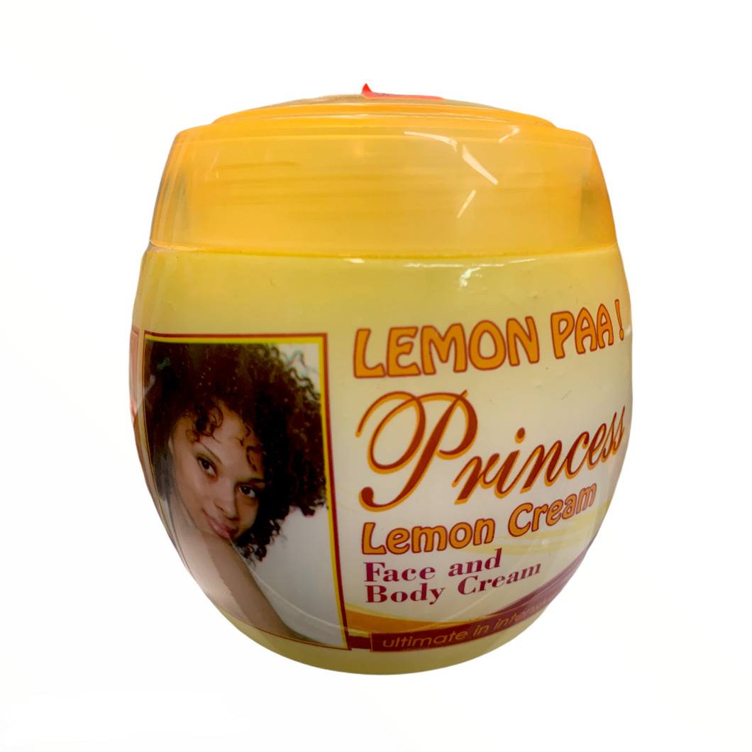 Princess Lemon Cream