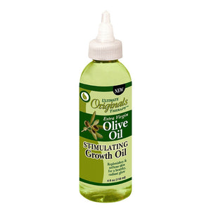 Africa's Best Ultimate Organics Olive Oil Stimulating Growth Oil