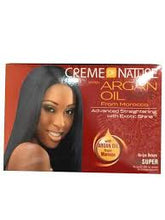 Load image into Gallery viewer, CREME OF NATURE Argan Oil Relaxer Kit