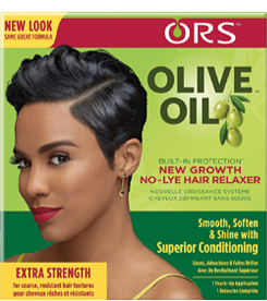 ORS New Growth NO-Lye Hair Relaxer