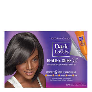 Dark and Lovely Relaxer Kit