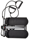 BalanceFrom Adjustable Stepper Stepping Machine with Resistance Bands