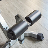 BalanceFrom Heavy Duty Adjustable and Foldable Utility Weight Bench (Regular Version)