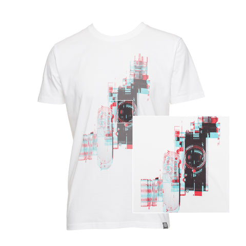 features - T-Shirt ANAGLYPH - COOPH store