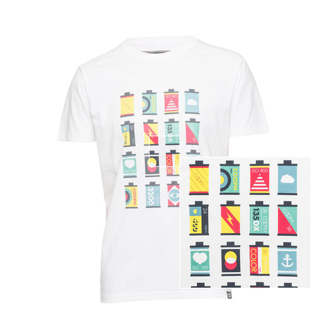features - T-Shirt CANISTERS