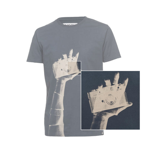 features - T-Shirt SNAPOGRAPHER - COOPH store