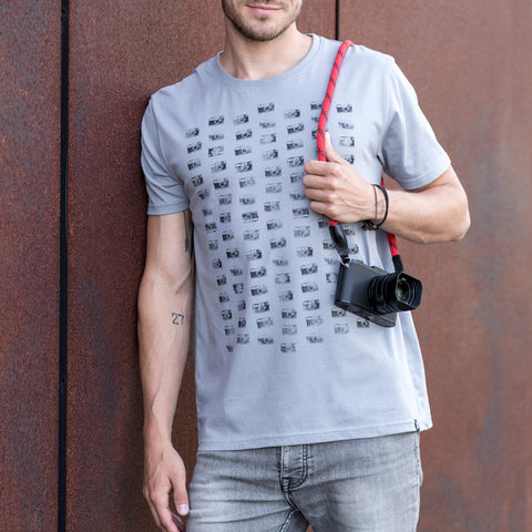 T-Shirt LEICA STAMP- T-Shirt LEICA STAMP