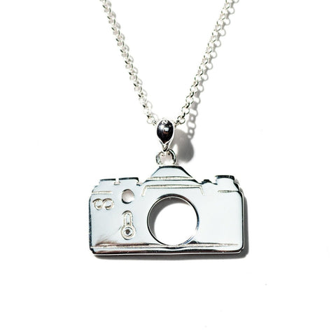 Camera Necklace Olympus OM - Camera Necklace Olympus OM - COOPH store