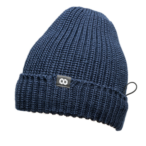 Pouch Beanie KNIT (long)- Pouch Beanie KNIT (long)