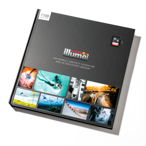 Red Bull Illume 2019 Photobook + SanDisk SD-Card- Red Bull Illume 2019 Photobook + SanDisk SD-Card