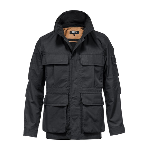 Field Jacket ORIGINAL - Black- Field Jacket ORIGINAL - Black