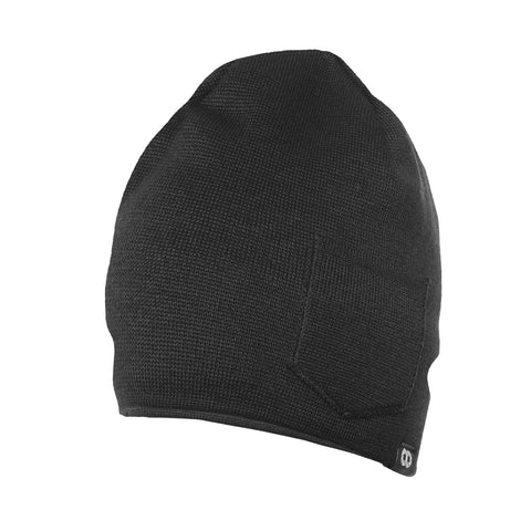 blackblack- Beanie Winter