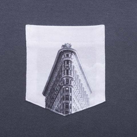 ARCHITECTURE Pocket - T-Shirt ARCHITECTURE - COOPH Cooperative of Photography GmbH