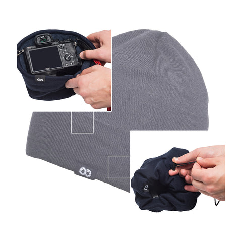 features - Pouch Beanie ORIGINAL