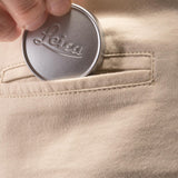 pocket for lens cap