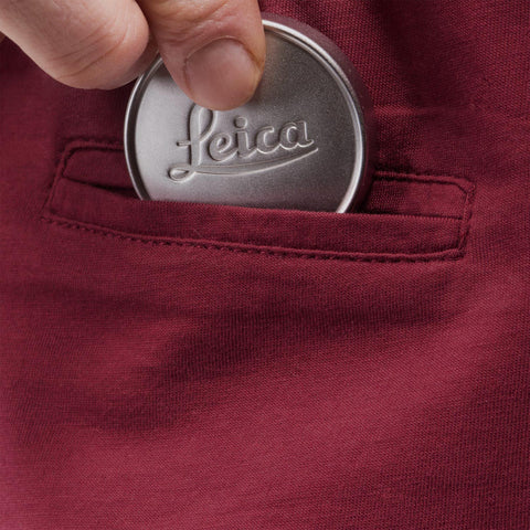 pocket for lens cap - T-Shirt REVOLEICA - COOPH Cooperative of Photography GmbH