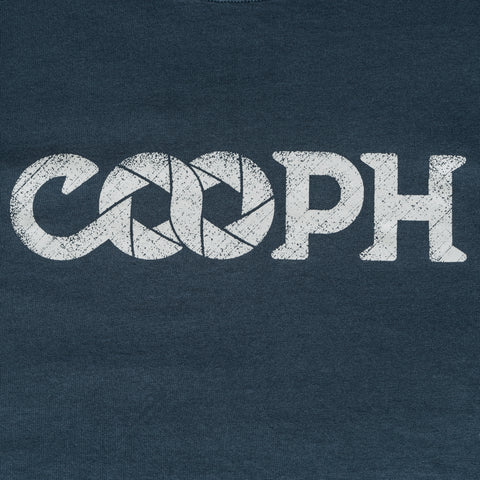 petrol - T-Shirt OBJECTIFYER - COOPH Cooperative of Photography GmbH