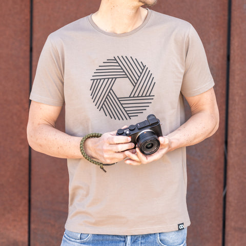 T-Shirt APERTURE - T-Shirt APERTURE - COOPH Cooperative of Photography GmbH