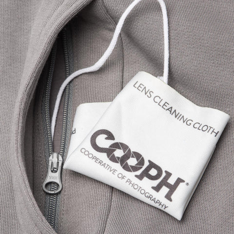 mud - Hoodie ORIGINAL RAGLAN - COOPH Cooperative of Photography GmbH