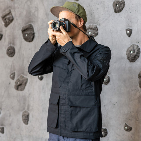 Field Jacket ORIGINAL - Black - Field Jacket ORIGINAL - Black - COOPH store