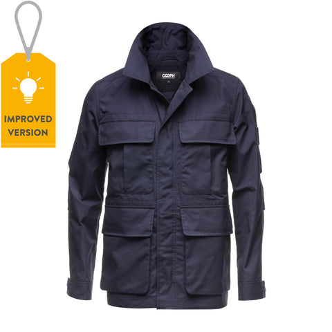 Field Jacket ORIGINAL - Navy- Field Jacket ORIGINAL - Navy
