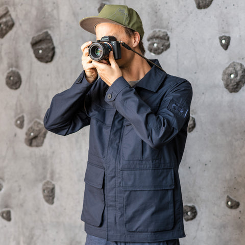 Field Jacket ORIGINAL - Navy - Field Jacket ORIGINAL - Navy