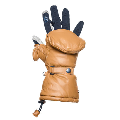 lightbrown - Photo Glove ULTIMATE - COOPH Cooperative of Photography GmbH