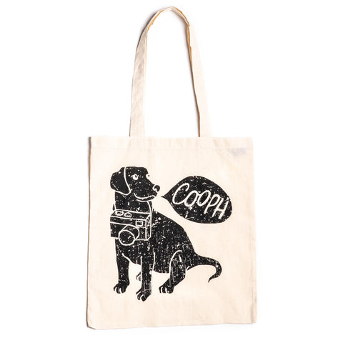 Canvas Bag CAMDOG - Canvas Bag CAMDOG - COOPH store
