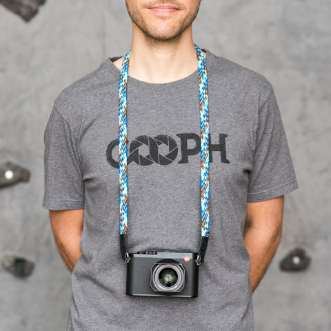 abyss - Braid Camera Strap - COOPH Cooperative of Photography GmbH