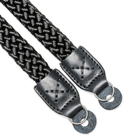 black - Braid Camera Strap - COOPH Cooperative of Photography GmbH