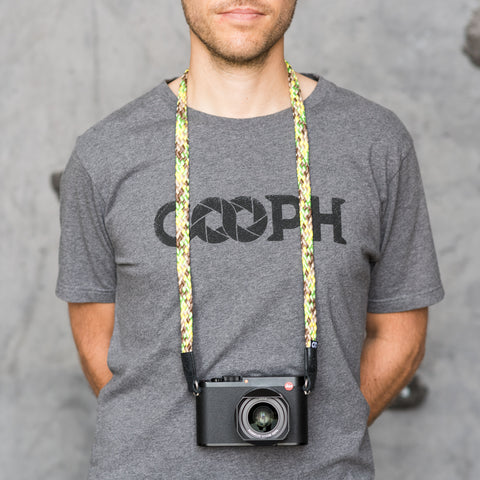 yellowmix - Braid Camera Strap - COOPH Cooperative of Photography GmbH