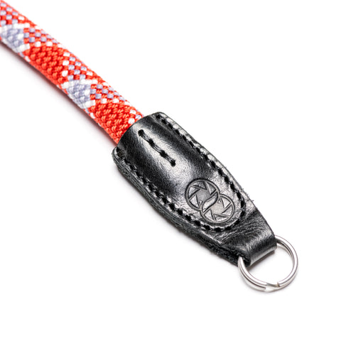 Leica Rope Strap - Red check - Leica Rope Strap - Red check