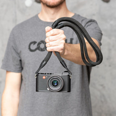 night - Leica Double Rope Strap - COOPH Cooperative of Photography GmbH