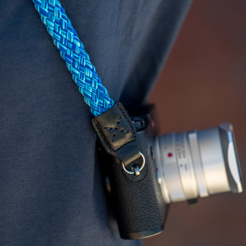 wavywater - Braid Camera Strap - COOPH Cooperative of Photography GmbH