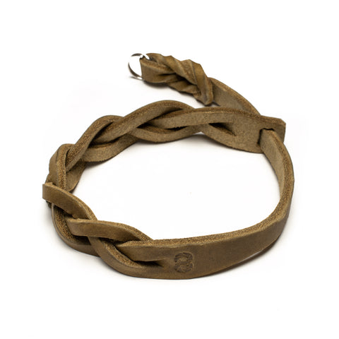 One-Piece Leather Hand Strap - One-Piece Leather Hand Strap