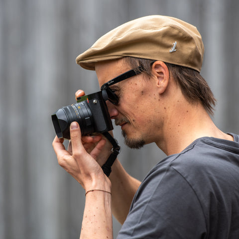 Photographer Flatcap - Photographer Flatcap - COOPH store
