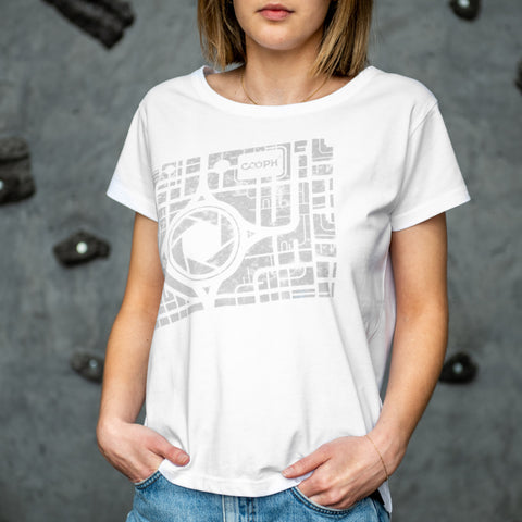 T-Shirt STREET ARCHIVIST - T-Shirt STREET ARCHIVIST - COOPH Cooperative of Photography GmbH