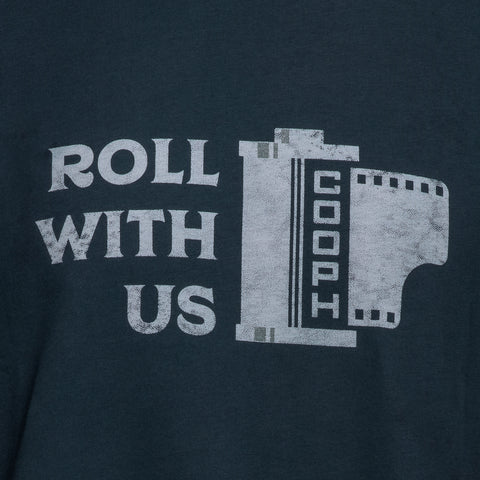 T-Shirt ROLL WITH US - T-Shirt ROLL WITH US - COOPH store
