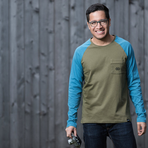 Raglan Shirt CLCP in use - Raglan Shirt CLCP - COOPH store