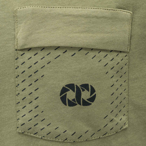 pocket for lens cap - T-Shirt CLCP - COOPH store