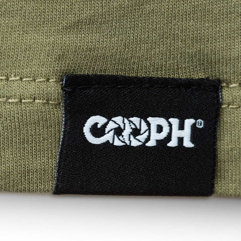 stitched-on COOPH label - Raglan Shirt CLCP - COOPH store