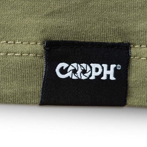 stitched-on COOPH label - T-Shirt CLCP - COOPH store