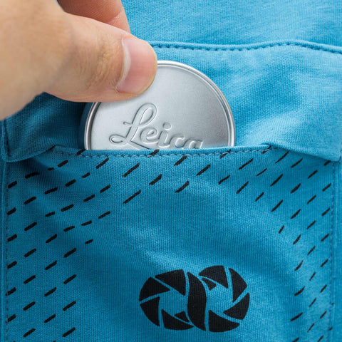 pocket for lens cap - Raglan Shirt CLCP - COOPH store