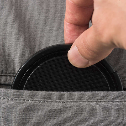 pocket for lens cap - T-Shirt COOCAM - COOPH store