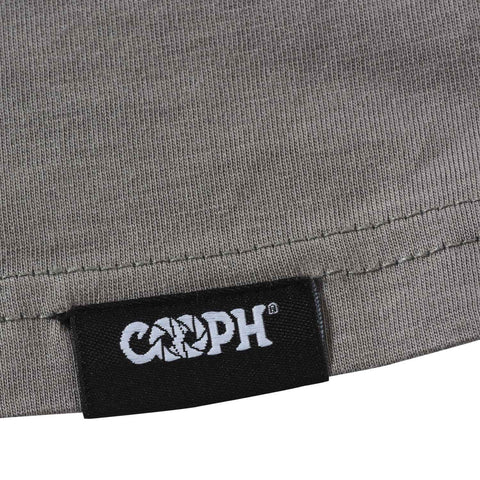 stitched-on COOPH label - T-Shirt COOCAM - COOPH store