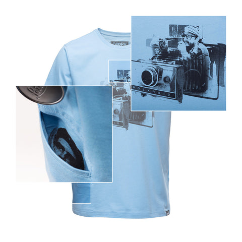 features - T-Shirt FIDELAROID - COOPH store