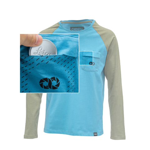 features - Raglan Shirt CLCP - COOPH store