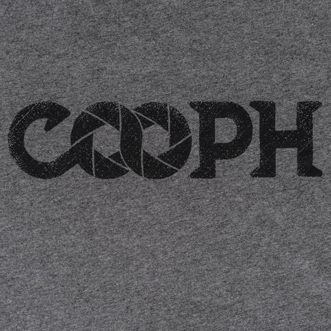 OBJECTIFYER print - T-Shirt OBJECTIFYER Heather gray - COOPH store