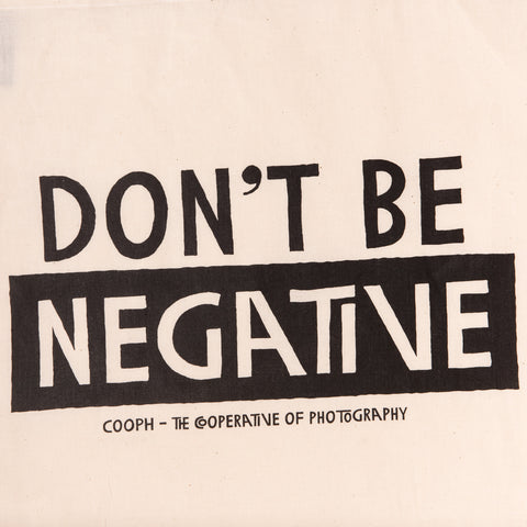 Print DONT BE - Canvas Bag DONT BE