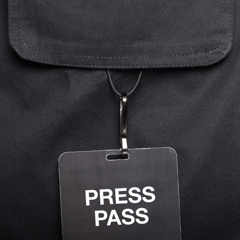 press pass loop - Big Pocket Shirt DOUBLE ECLIPSE - COOPH store